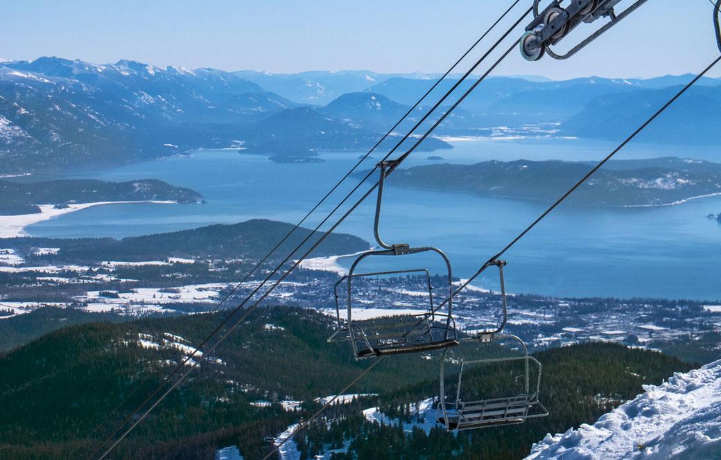 Schweitzer-Ski-Resort